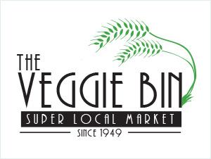 The Veggie Bin   Logo