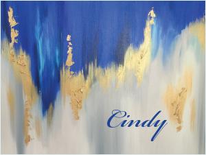 Cindy | Stationary