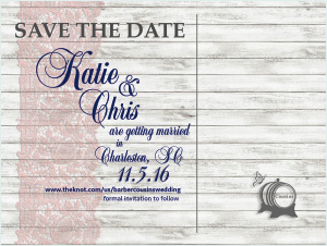 The Cousins | Save the Date
